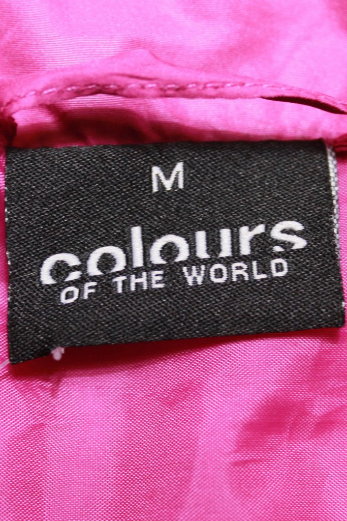 COLOURS OF THE WORD